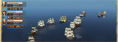 Colonial Navy - The First Battle of Cape Finisterre 1