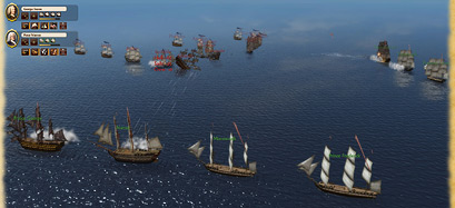 Colonial Navy - The First Battle of Cape Finisterre 2