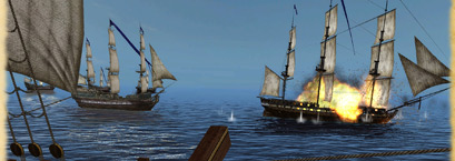 Colonial Navy - The Battle of San Juan de Ulua 2
